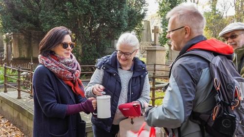 Kwesta na cmentarzu - listopad 2018-13