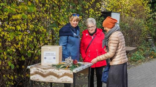 Kwesta na cmentarzu - listopad 2018-18