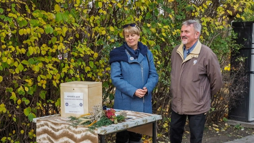 Kwesta na cmentarzu - listopad 2018-20