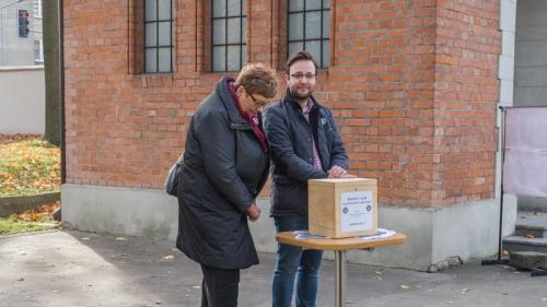 Kwesta na cmentarzu - listopad 2018-21