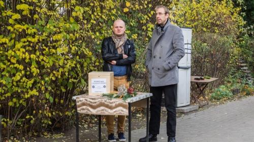 Kwesta na cmentarzu - listopad 2018-24