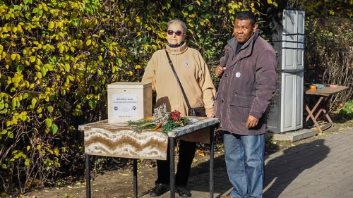 Kwesta na cmentarzu - listopad 2018-5