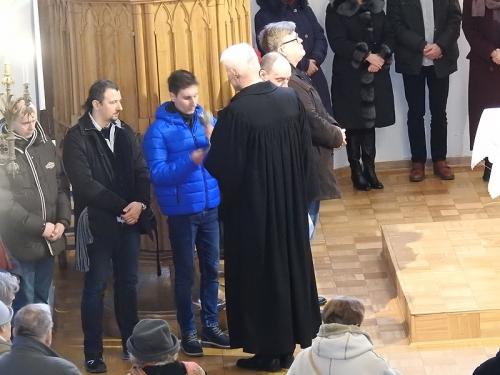 Nabożeństwo z Wieczerzą Pańską 4 lutego 2018 r.