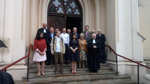 Nowi członkowie zboru - 24.06.2018 r.-1
