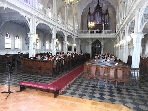 Wprowadzenie w urząd ks. M. Jabłońskiego - 17.02.2019
