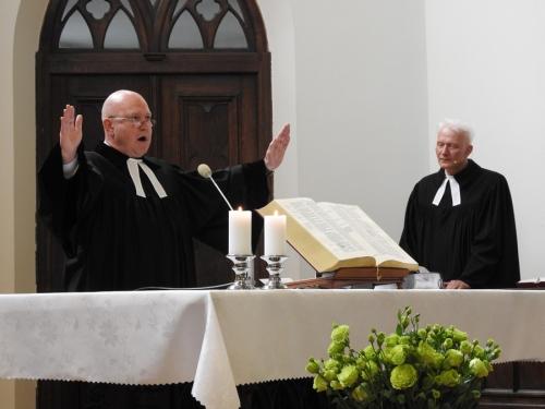 Wprowadzenie w urząd nowego Kolegium Kościelnego-12