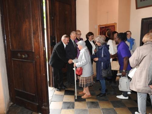 Wprowadzenie w urząd nowego Kolegium Kościelnego-14