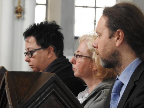 Wprowadzenie w urząd nowego Kolegium Kościelnego-3