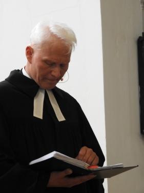 Wprowadzenie w urząd nowego Kolegium Kościelnego-4