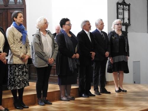 Wprowadzenie w urząd nowego Kolegium Kościelnego-7