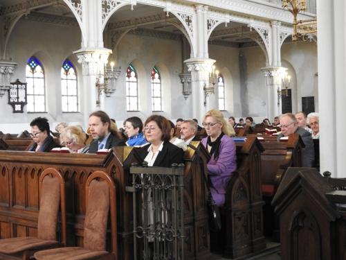 Wprowadzenie w urząd nowego Kolegium Kościelnego-9