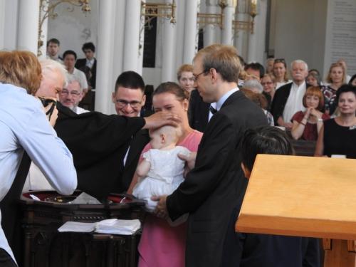 Zakończenie Roku Szkolnego Szkoły Parafialnej i chrzest dwojga dzieci - 17.06.2018 r.-7
